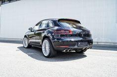 Hamann подготовила новые колеса для Porsche Macan