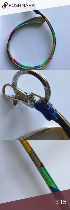 """Vera Bradley Lanyard 🔹Product Details🔹 This Lanyard features the signature ring keeps keys safe, while the clip makes removing an ID a snap. Dimensions: 18 1/2"""" Length x 1/2"""" loop                      Brand New NWOT Tag was accidentally removed Vera Bradley Accessories Key & Card Holders"""