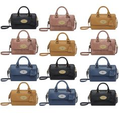 48244e132a8e Mulberry Del Rey mini bags AW12 - loveeee!