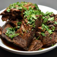 Short ribs, Ribs and Korean short ribs on Pinterest