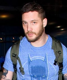 TH0010 - Tommy / Tom Hardy [Edward Thomas Hardy] is an English actor, screenwriter, and producer (born 15 September 1977)
