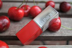 "Review | Clinique Pop - Das perfekte Sommer-Rot ""Cherry Pop"""