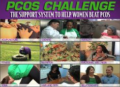 PCOS Challenge - Polycystic Ovarian Syndrome Education and Support