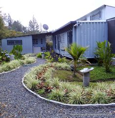 great blog about building a container house. #diy #container #house #blog #design #architecture