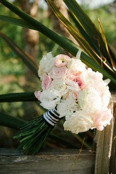 Fabulous Florals: Pink Wedding Bouquets | Brooke Schultz Photography