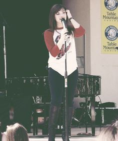 And that right there, is my idol. Demi Lovato, Hollywood Records, Barney & Friends, Rocker Girl, Billboard Hot 100, Strong Girls, Teenage Years, Best Friends Forever, Celebs