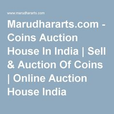 Marudhararts.com - Coins Auction House In India | Sell & Auction Of Coins | Online Auction House India