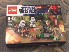 Star wars lego endor #rebel trooper & #imperial trooper battle pack 9489 #sealed,  View more on the LINK: http://www.zeppy.io/product/gb/2/132055600123/