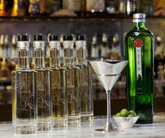 Shaken or stirred: 6 of London's best Martini bars - A Luxury Travel Blog