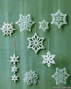 wax ornaments