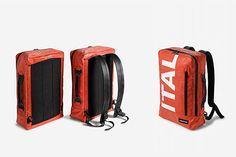 Freitag F48 HAZZARD Backpack Looks & Video