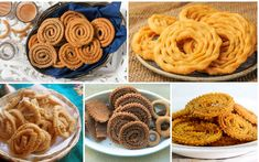 Make these 8 Crispy Murukku Recipes In Your Kitchen Today. Serve it along with tea or coffee as a delicious evening snack or serve it during the festive season.