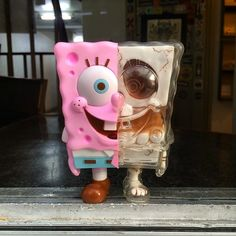 "Nickalodeon × Secret Bases's ""Spongebob X-Ray (Cherry Blossom Version)"" Coming Soon?!?"