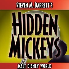 Hidden Mickeys - What they are and where to hunt them when visiting Walt Disney World