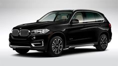 Yep, this car is a BMW X5 in black.