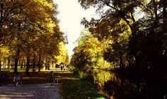 otoño en el sur de Alemania