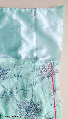 Make a Mermaid Skirt - Free sewing pattern & tutorial - Sew Guide