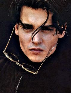 Johnny Depp, o carismático.