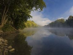 The Kentucky River ... Still Waters
