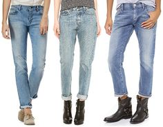 The Levi's 501 Movement is hitting right now! From the original pair to more modern takes on the fit, you can get the classic 501 fit here in this denim roundup! Check it out! http://thejeansblog.com/denim-roundups/the-501-movement-the-trend/