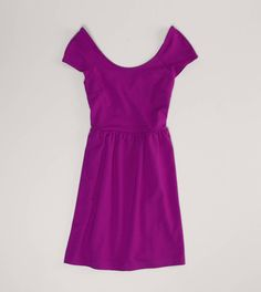 AMERICAN EAGLE | Cross-Back Party Dress | $44.95