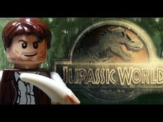 Lego Jurassic World Trailer 2015 - YouTube