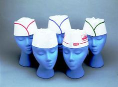 soda jerk hats for ice cream party