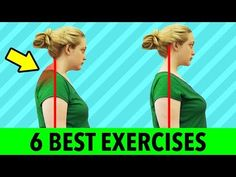 get rid of neck fat Upper Back Exercises, Double Chin Exercises, Neck And Shoulder Exercises, Shoulder Workout, Neck Hump, Posture Exercises, Fat Neck Exercises, Video Sport, Weight Routine