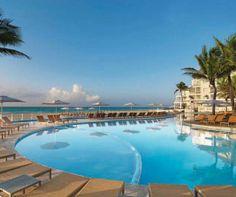 Pool at Playacar Palace #travel #Cancun