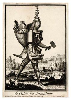 Nicolas-Larmessin-Costumes-Grotesque-Habit-metier-41