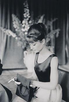 Audrey Hepburn by michele
