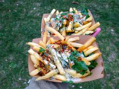 chimichurri fries. OMG I just died and went to heaven. TOTALLY making this someday!