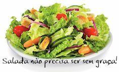 PANELATERAPIA - Blog de Culinária, Gastronomia e R eceitas: Saladas: Como Combinar Ingredientes?