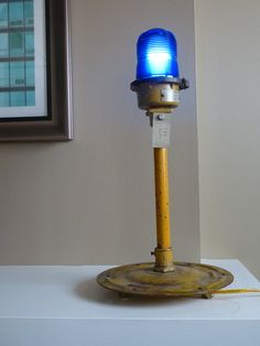 Airport Runway Lamp in Near West Side, Chicago, IL, USA ~ Krrb