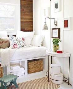 Design Inspiration - 5 Box Room Ideas - Image by The Lettered Cottage.