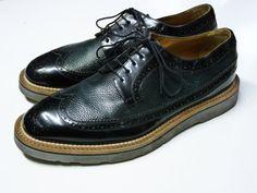 PAUL SMITH men women shoes Oxford derby di vintageinfashion