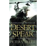 The Desert Spear: Book Two of The Demon Cycle (Demon Trilogy) (Kindle Edition)By Peter V. Brett