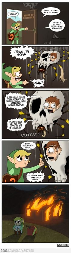 Link, such an extremist