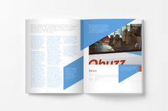Anniversary book for inno-V by David Muehlfeld, via Behance