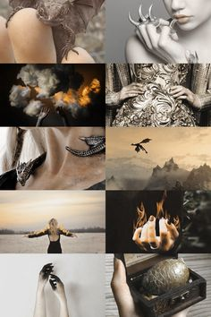 dragon witch aesthetic (more here)