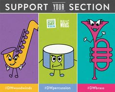 Spread the word on social media, and get ready to give on North Texas Giving Day, September 22. The winning Dallas Winds section will join all our donors for an exclusive happy hour!  Remember: Only one section can win. But when you donate on North Texas Giving Day, we all win. #DWwoodwinds