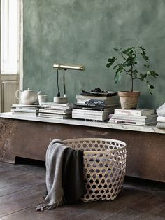A beautiful collection of spaces by stylist Emma Persson Lagerberd and photographer Petra Bindel.