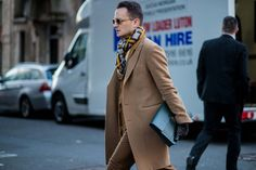 What London's Most Stylish Men Wore to Fashion Week