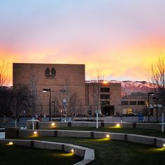 It's a beautiful morning for commencement Broncos! Congratulations to all of our 2012 Winter Grads!