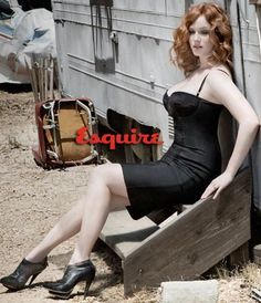 Christina Hendricks Lost the K... is listed (or ranked) 3 on the list 38 Sexiest Christina Hendricks Pictures