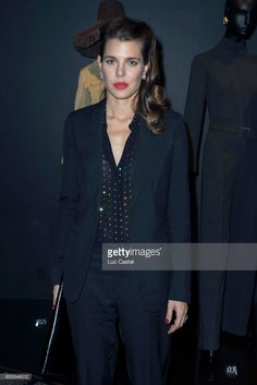 News Photo : Charlotte Casiraghi attends the Opening Party at...