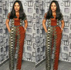 A classic African jumpsuit African print maxi length jumpsuit. non stretchy African jumpsuit. Care for African fabrics Hand wash separately with mild detergent. Do not bleach. African Print Jumpsuit, Ankara Jumpsuit, Ankara Dress, African Print Dresses, African Wear, African Attire, African Dress, Ankara Fabric, African Prints