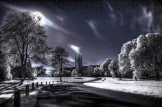 """Infrared HDR + Photoshop (The Winter Solstice at Midnight in a Perfect World by darth_bayne) I just call it """"amazing. Infrared Photography, Outdoor Photography, Monuments, Nature Pictures, Cool Pictures, Nice Photos, Amazing Photos, Image Nature, Belle"""
