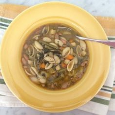 Vegetarian Archives - Domenica Cooks October Bean Soup