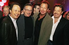 garry shandling and robin williams